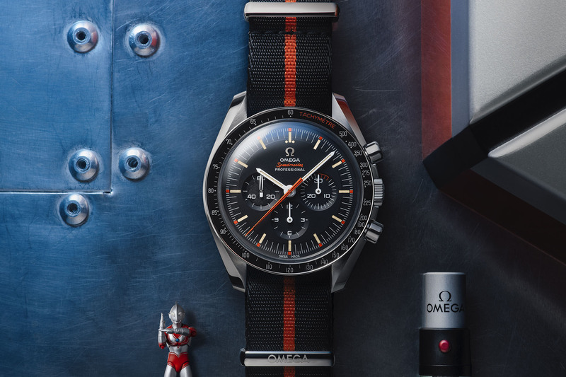 """The Omega Speedmaster Speedy Tuesday 2 """"Ultraman"""" (But It's Sold-Out Already)"""