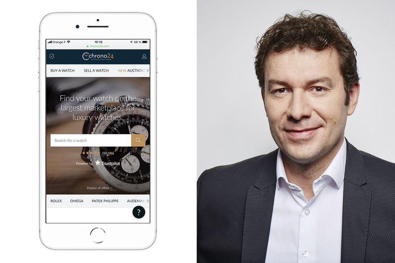 The Online Watch Market – Tim Stracke from Chrono24