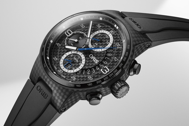 The Oris Williams FW41 Limited Edition Full Carbon