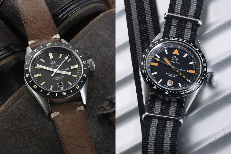 The Rebirth of Ollech & Wajs (OW), with a New Collection of Accessible Tool Watches