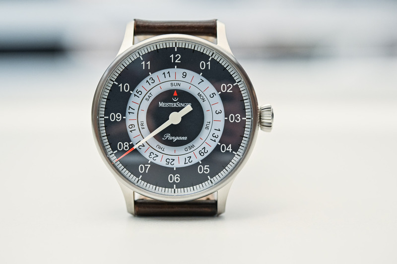 The Redesigned MeisterSinger Pangaea Day-Date