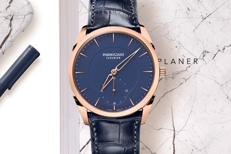 The Redesigned Parmigiani Fleurier Tonda 1950, Now with Three New and Enhanced Dials