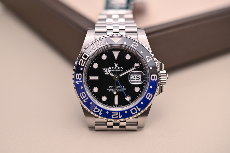The Rolex GMT-Master II Batman 126710BLNR – and Evolutions on the Rest of the Collection