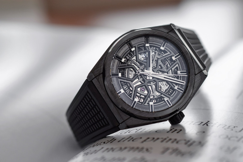 The Stealth Effect, with 5 Cool Full-Black Sports Watches