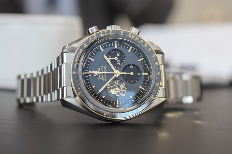 The Steel OMEGA Speedmaster Apollo 11 50th Anniversary Limited Edition (Hands-On)