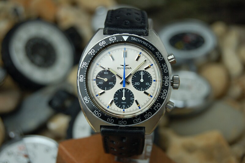 The Story of Dugena – Or What is a Poor Man's Heuer?