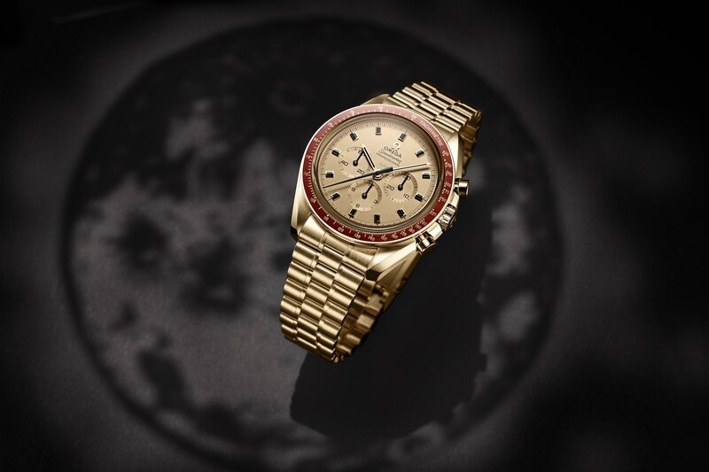 The Stuff of Legend – Celebrating 50 Years of Moonwatch's Lunar Landing