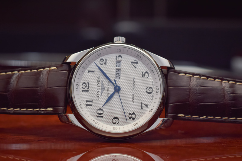 The Surprisingly Affordable Longines Master Collection Annual Calendar