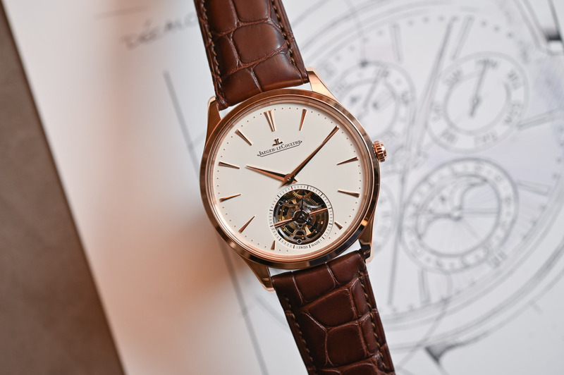 The Updated Jaeger-LeCoultre Master Ultra Thin Tourbillon
