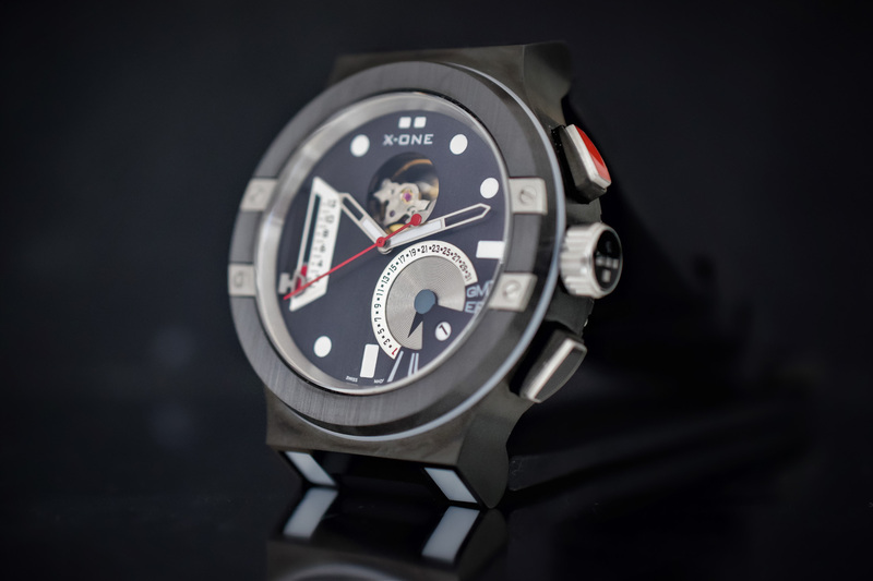 The X-ONE H1 – A Pioneering Swiss-Made Mechanical Smartwatch, now Funding on Kickstarter