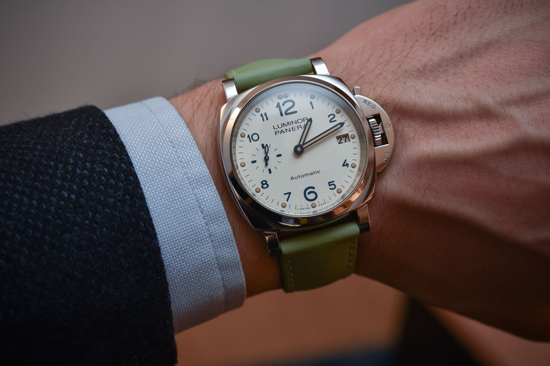 The new Panerai Luminor Due 38mm – That Small but That Good?