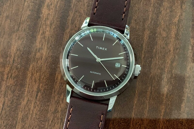 Timex Marlin Automatic – An Affordable Dress/Casual Timex with a Vintage Touch