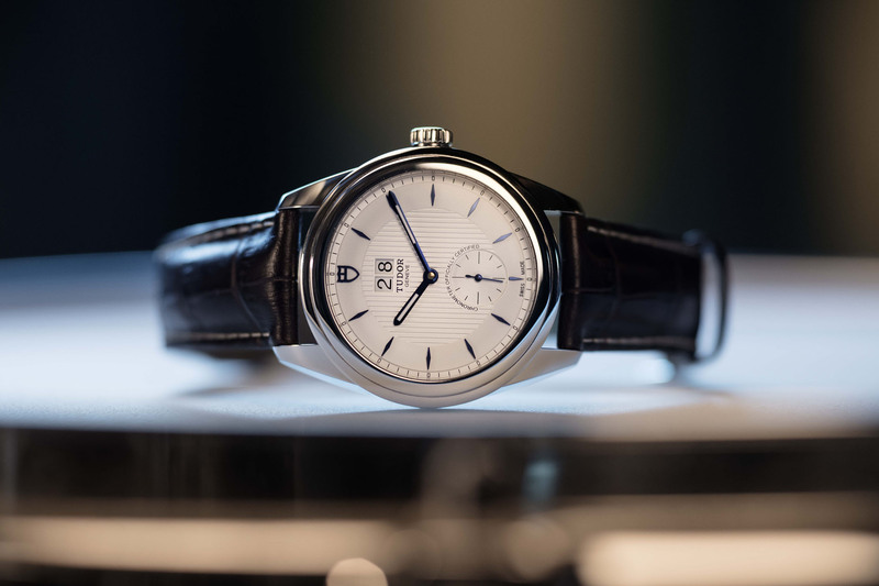 Tudor Glamour Double Date 42mm With Manufacture Movement