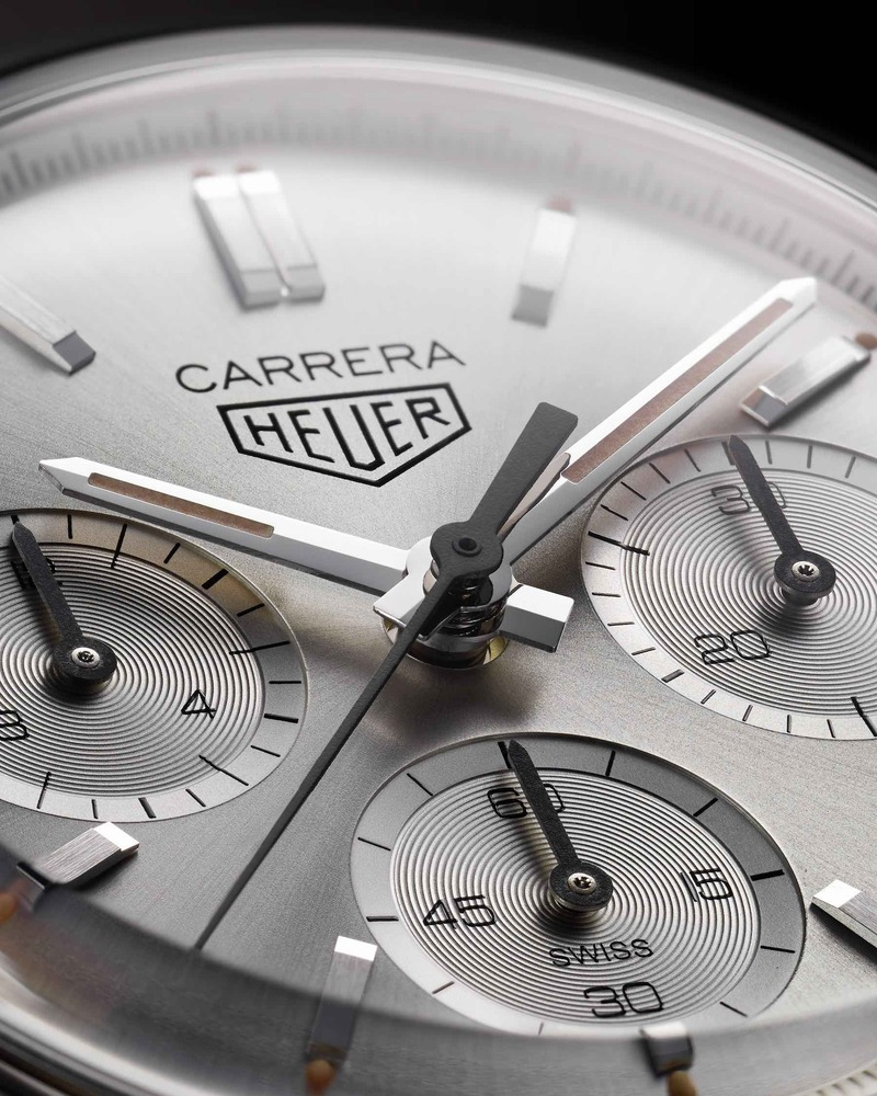 Two Handsome TAG Heuer Carreras Celebrating 160 Years Of Heuer
