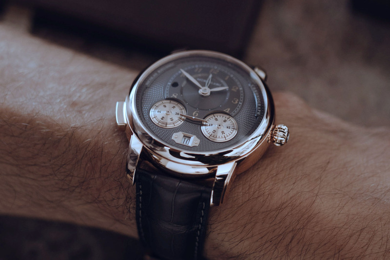 Two New Montblanc Star Legacy Nicolas Rieussec Models in Steel and Red Gold