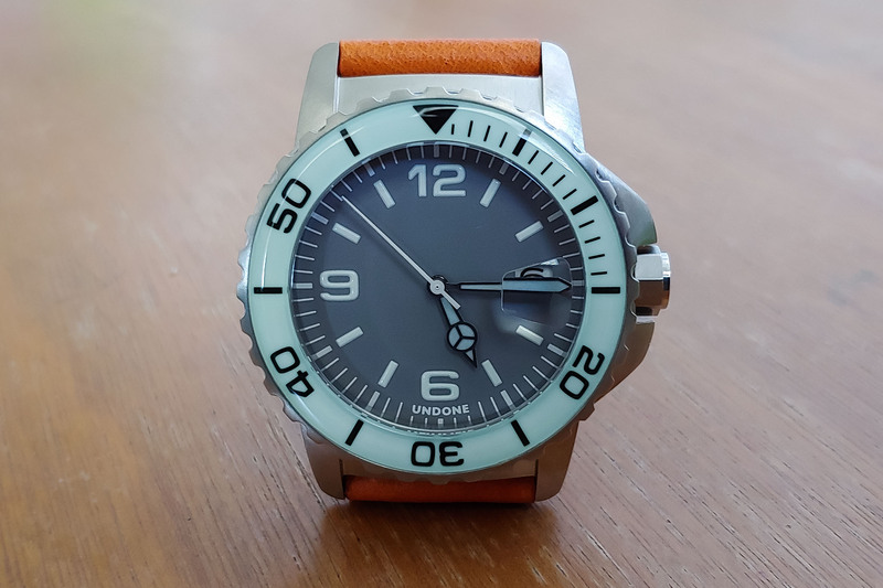 UNDONE Aqua Dive Watch – An Affordable, Highly Customisable Automatic Watch for Water Enthusiasts