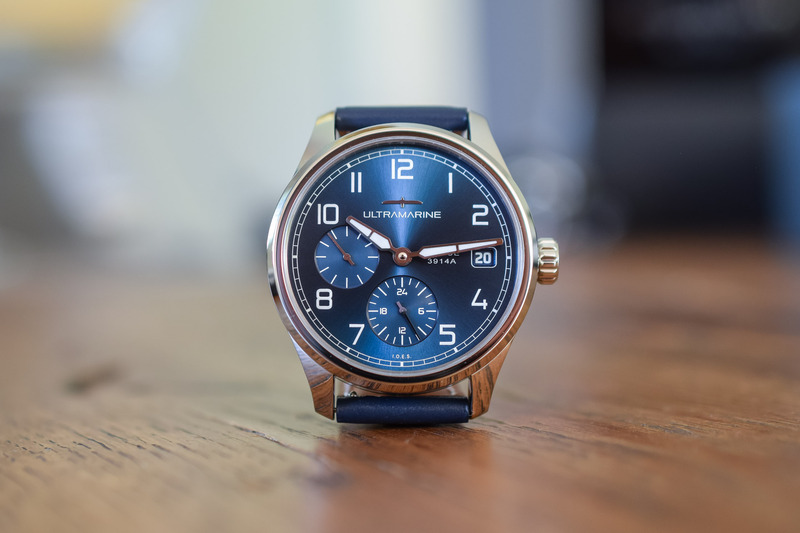 Ultramarine Morse GMT (and the Brand's Unique Take on Swiss Made)