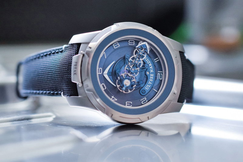 Ulysse Nardin Freak Out – The UN Freak Concept More Affordable Than Ever