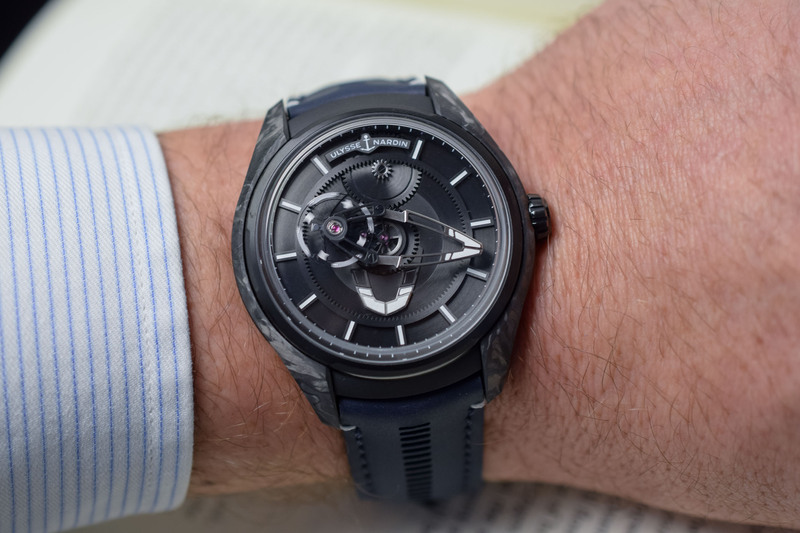 Ulysse Nardin Freak X – The New Entry Price Point for The Freak Collection (Hands-On)