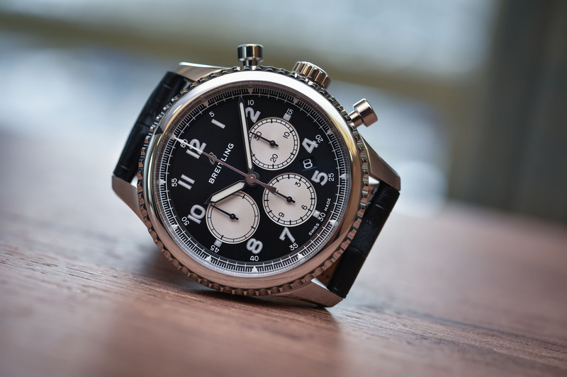 Understanding the Breitling Navitimer 8 B01 – with its Historic & Strategic Background