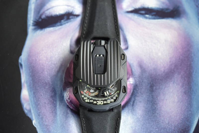Urwerk UR-105 CT Streamliner: the Origins and What NYC has to do with it?