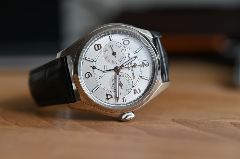 Vacheron Constantin Fiftysix Day-Date Steel – Cool, Calm and Collected