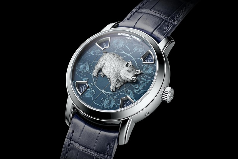 Vacheron Constantin Métiers d'Art The Legend Of The Chinese Zodiac – Year Of The Pig