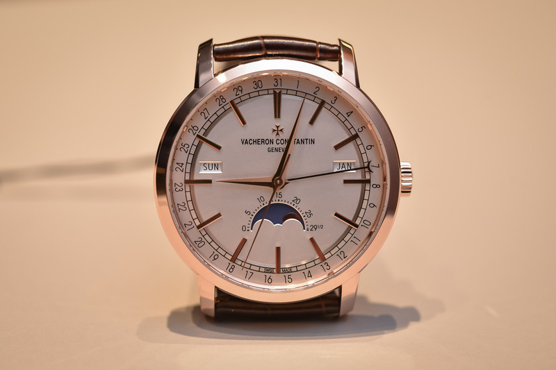 Vacheron Constantin Traditionelle Complete Calendar now in Pink Gold (SIHH 2018)