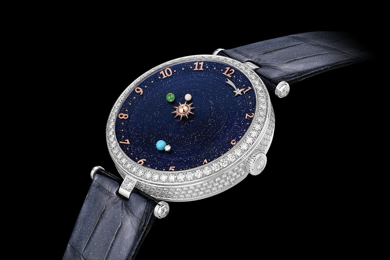 Van Cleef & Arpels Lady Arpels Planetarium – The World At Your Fingertips (Or At Least Your Wrist)