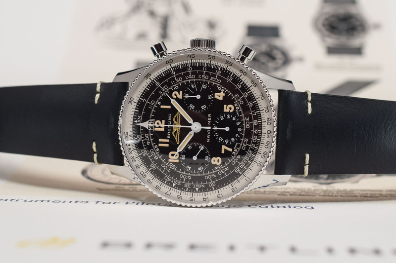 What Makes the Breitling Navitimer Ref. 806 1959 Re‑Edition Such a Cool Piece?