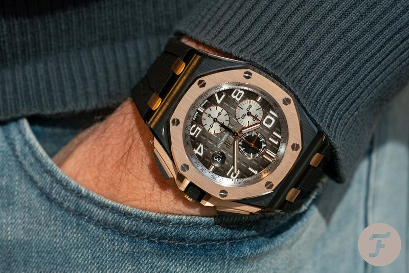 When You Start To Realize You Love The Royal Oak Offshore 44mm