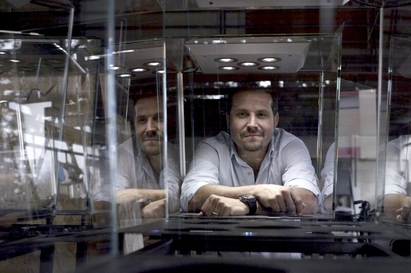 Xavier Dietlin, The Man Behind The Most Innovative and Spectacular Display Cases