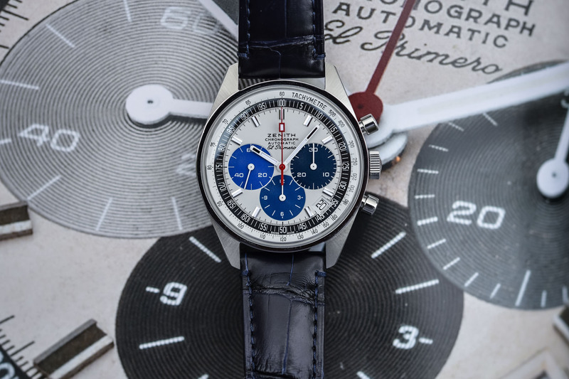 Zenith Chronomaster Revival Manufacture Edition (Live Pics & Pricing)