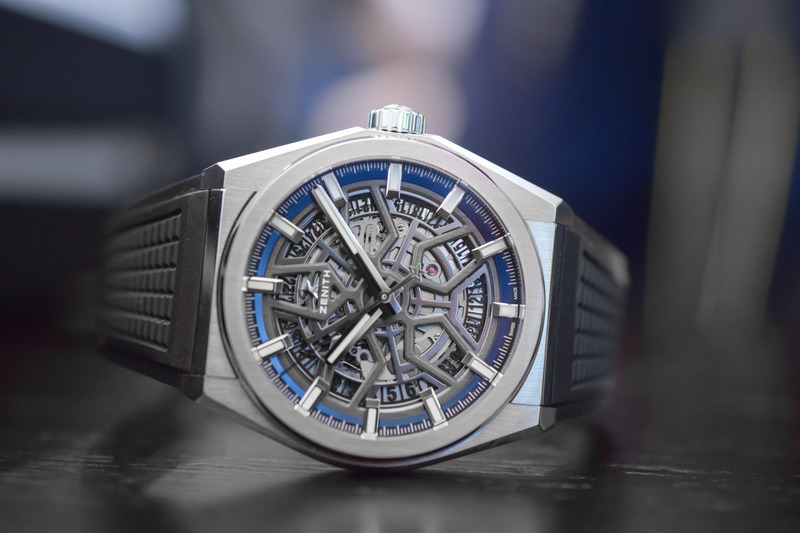 Zenith Defy Classic – Redefining the Brand's Sports Watch