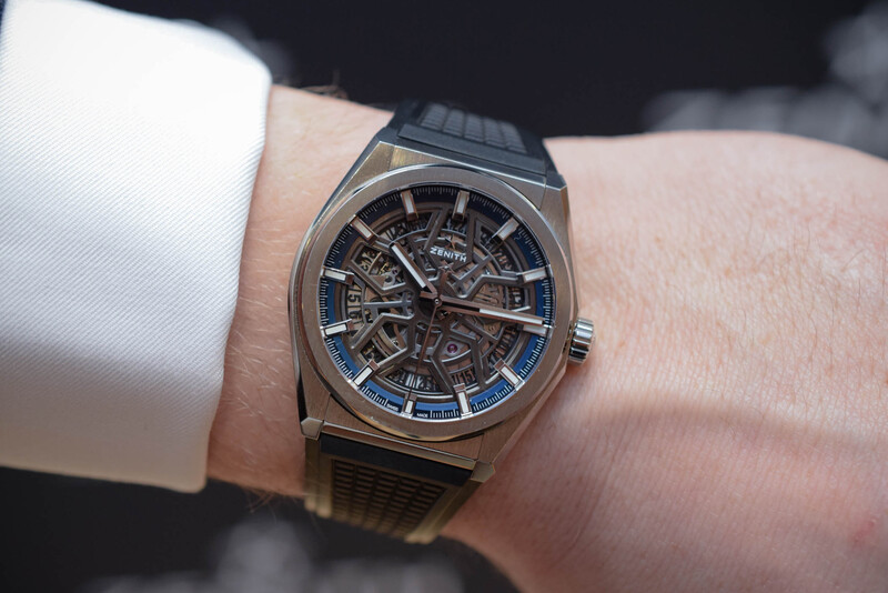 Zenith Defy Classic – Smaller, More Affordable, Still Bold